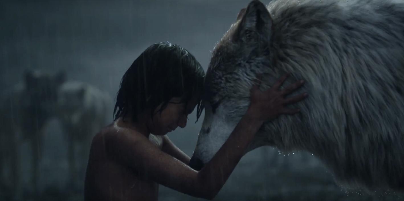 bagheera finds mowgli