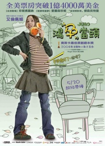 Taiwan version of the Juno poster