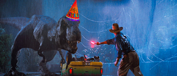 We Live In An Age Of Universal Investigation And Of: Jurassic Park 25th Anniversary Celebration Coming To
