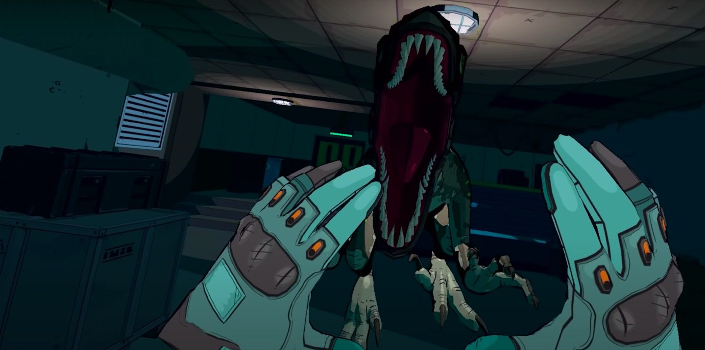 Jurassic World Aftermath VR Game Coming to Oculus Quest – /Film