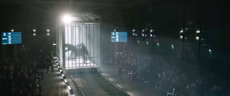 Jurassic World Fallen Kingdom Trailer Meet The Indoraptor