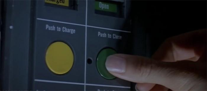 Jurassic Park - Green Button
