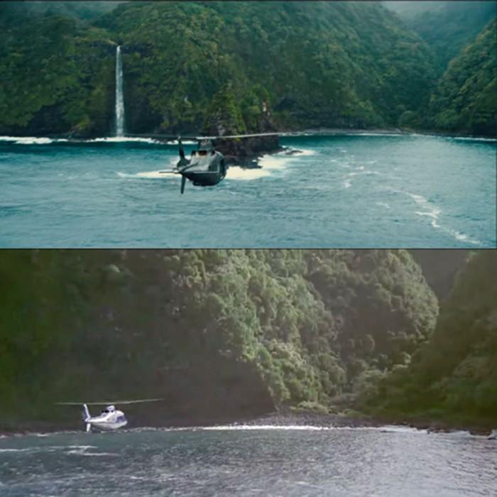 Jurassic Park - Jurassic World - Valley