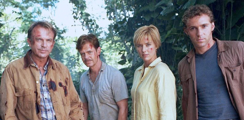 Jurassic Park Besetzung