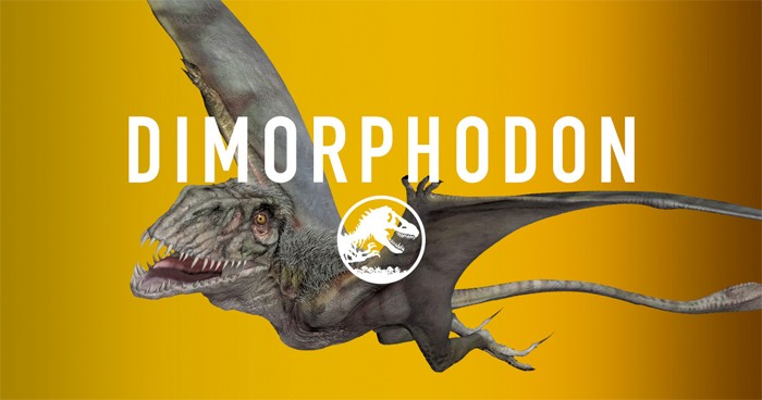 Jurassic World - Dimorphodon