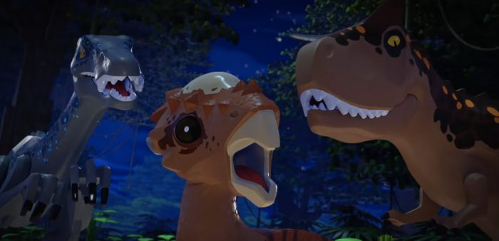 LEGO Jurassic World Special Trailer