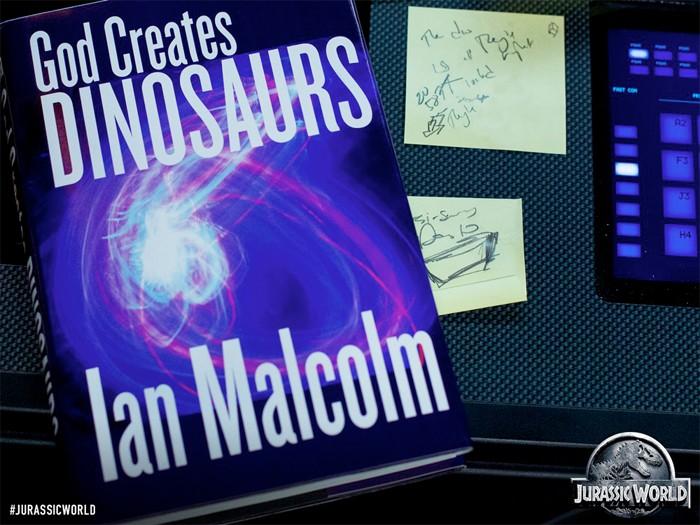Jurassic World - Ian Malcolm