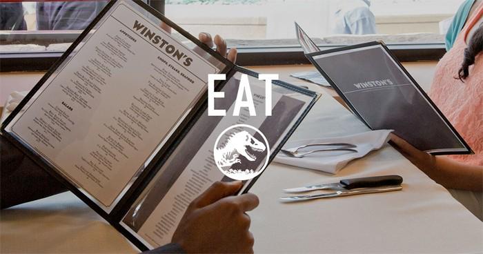 Jurassic World - Winston's Steakhouse