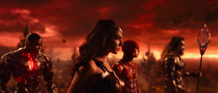 justice league red