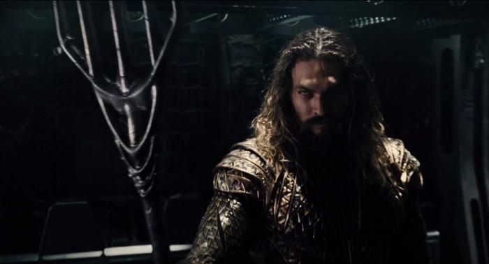 Justice League - Jason Momoa as Aquaman