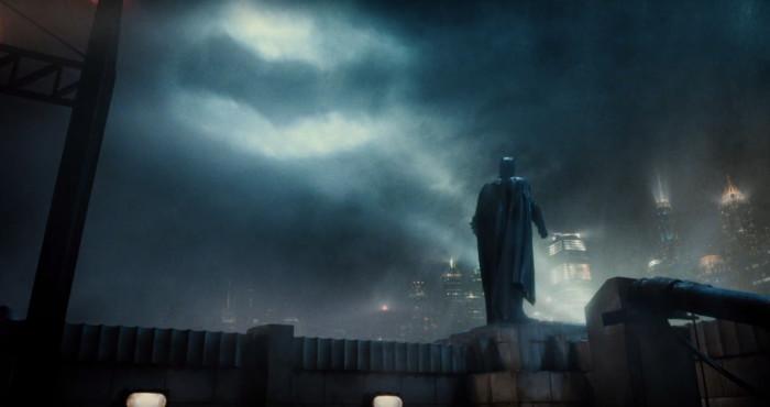 Justice League - Ben Affleck as Batman