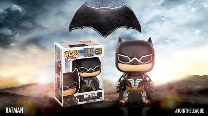 Justice League Funko POP Vinyl Batman