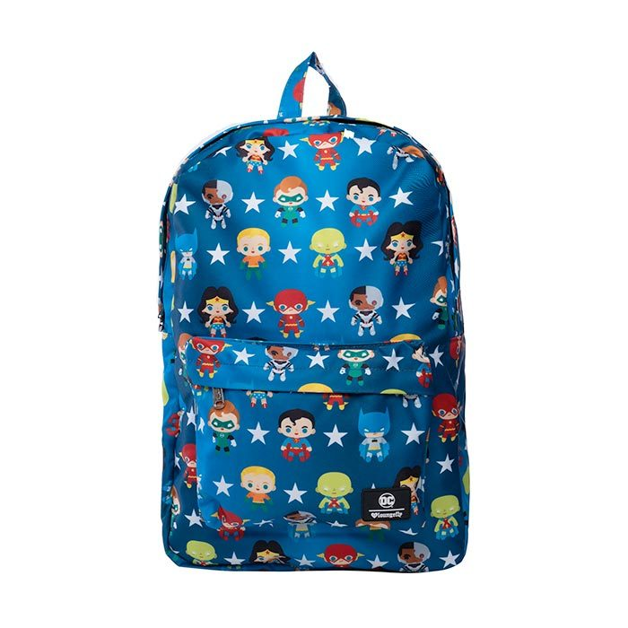 Justice League Chibi Backpack