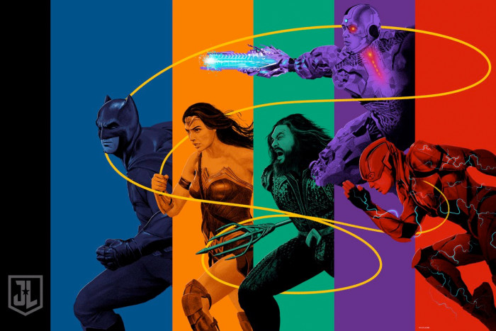 Justice League Poster - Cinemark Theatres