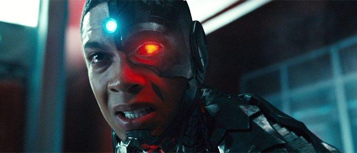 Ray Fisher No Longer Playing Cyborg