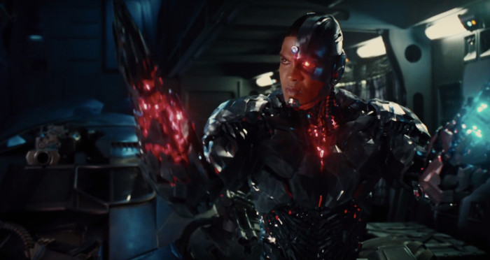 Justice League - Ray Fisher as Cyborg