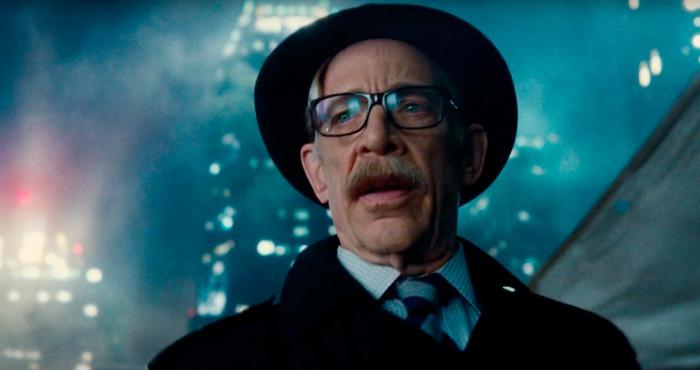Justice League - JK Simmons - Commissioner Gordon