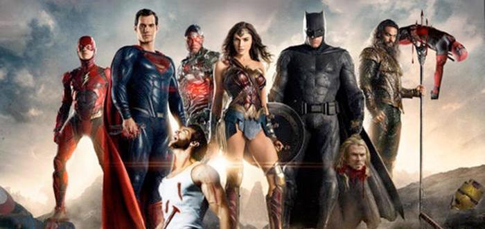 Superhero Bits: Justice League Kills Marvel Characters ...