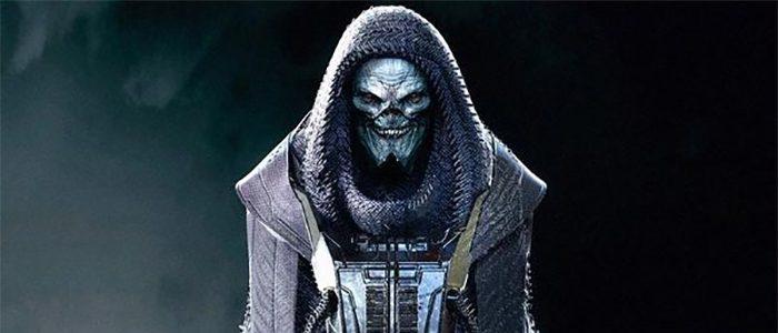 Zack Snyder's Justice League - DeSaad Concept Art