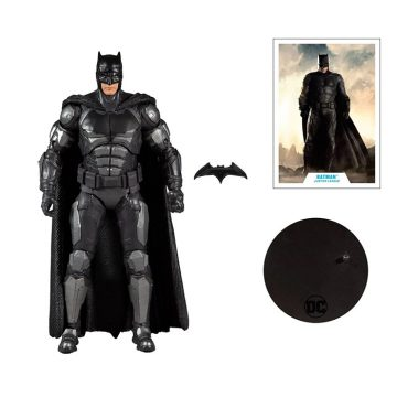 Zack Snyder's Justice League Action Figures