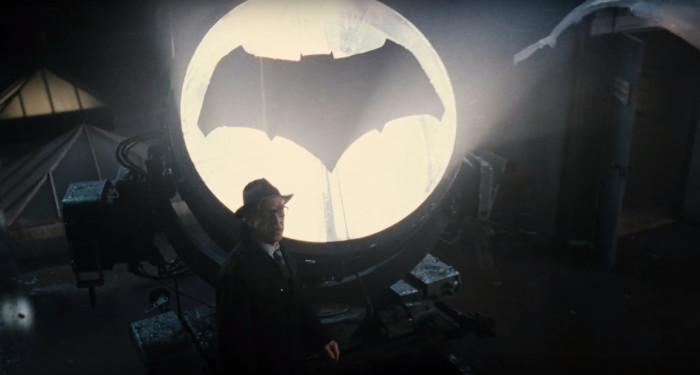 Justice League - Bat Signal