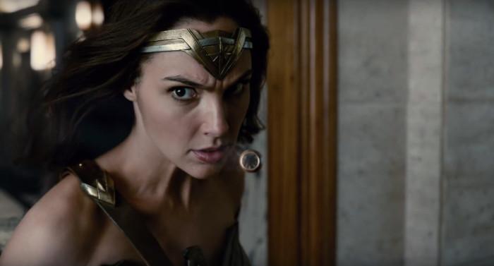 Justice League - Gal Gadot as Wonder Woman
