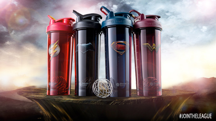 Justice League Tumblers