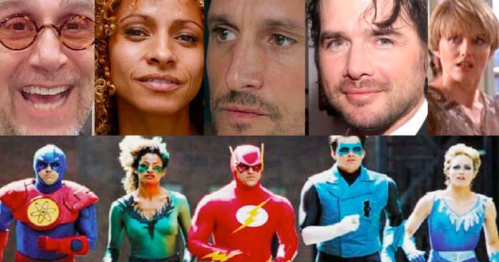 Justice League of America Cast
