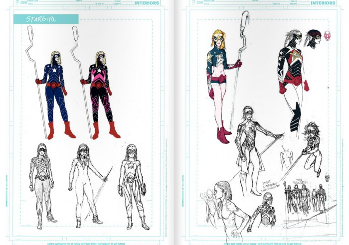 justiceleagueunited-sketches
