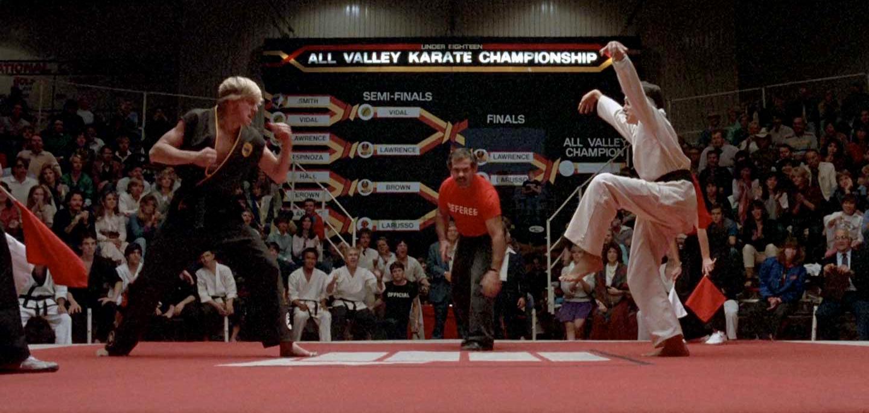 Karate Kid Crane Kick GIFs  Tenor