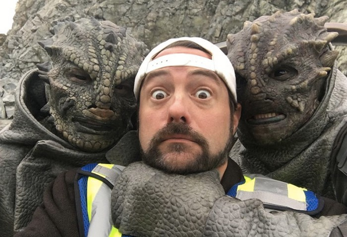 Kevin Smith - Supergirl - Aliens