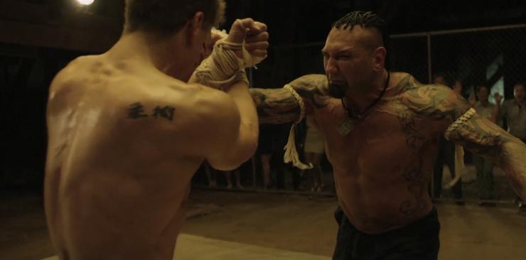 kickboxer vengeance you