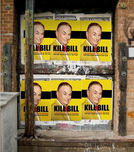 kill bill orielly