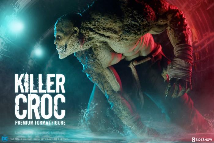 Sideshow Collectibles Killer Croc