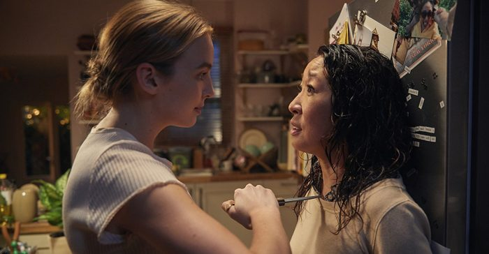 killing eve season 2 premiere