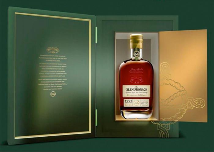Kingsman Whiskey - GlenDronach
