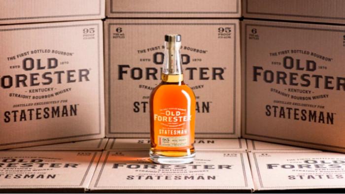 Kingsman Whiskey - Old Forrester