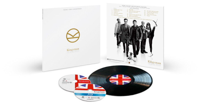Kingsman Vinyl Combo Pack
