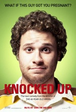 Knocked Up Poster Small