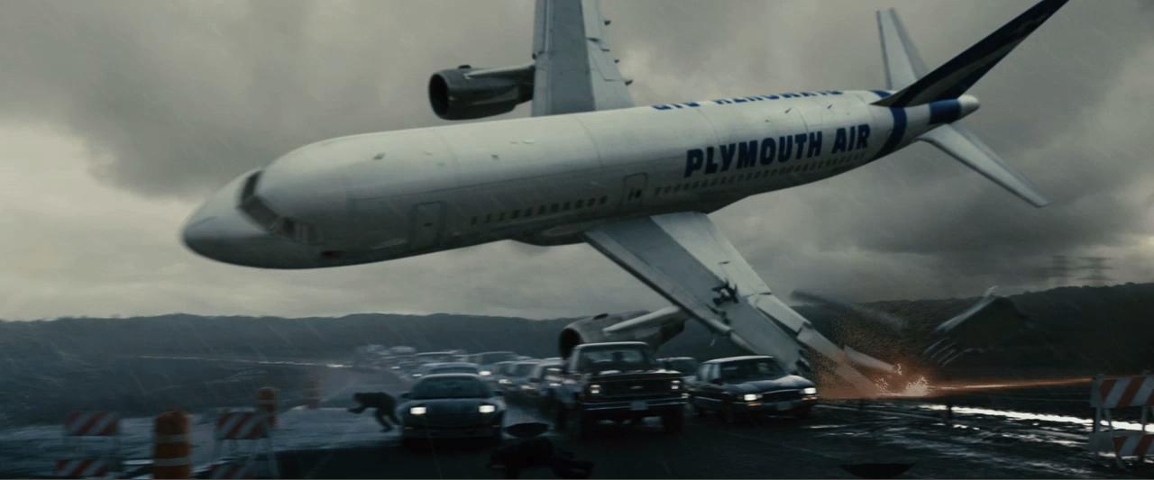 Anatomy Of A Scene Knowings Plane Crash Film