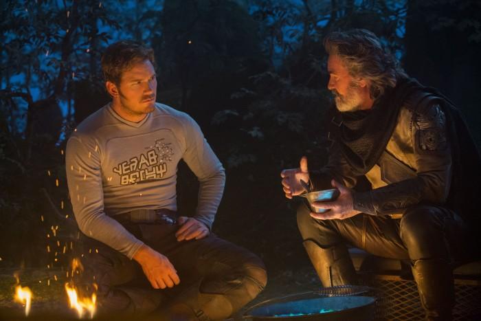 kurt russell guardians of the galaxy interview