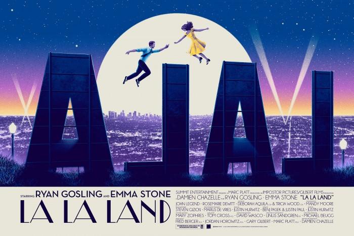La La Land Prints - Patrick Connan