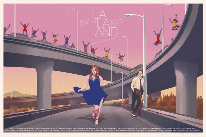 La La Land Prints - Stan & Vince