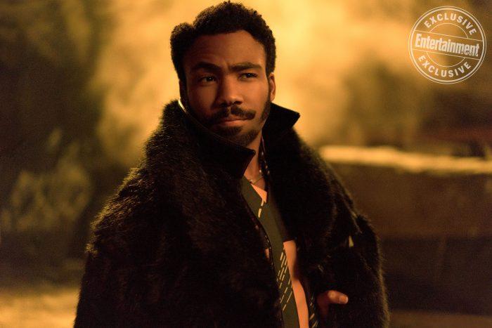 Donald Glover Lando