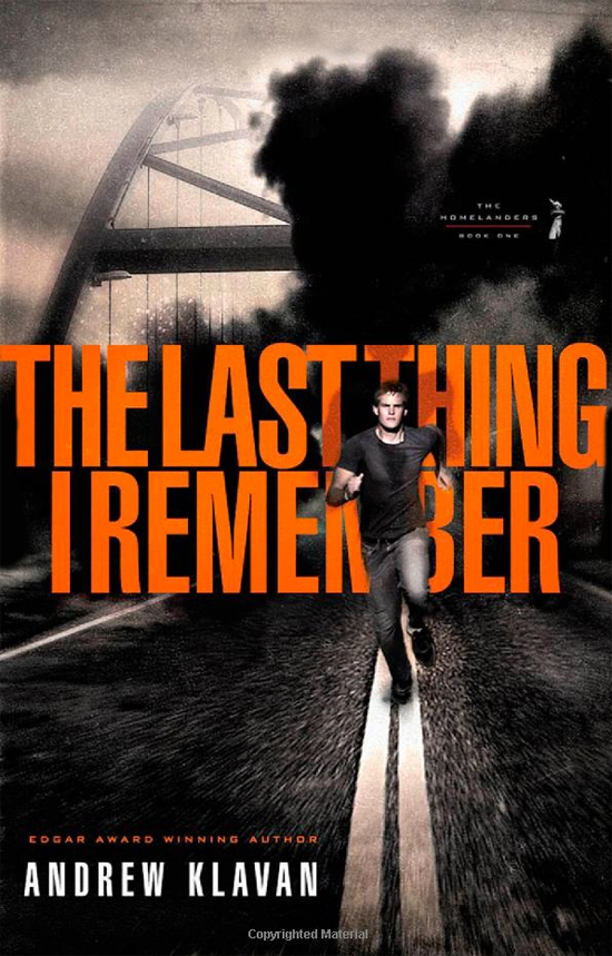Homelanders: The Last Thing I Remember