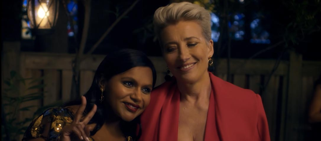 Late Night Trailer Can Mindy Kaling Save Emma Thompson S Career Film