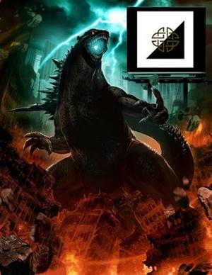 Godzilla Artwork