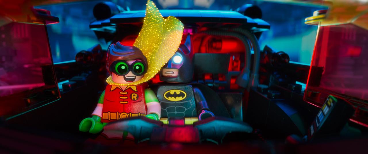 The Lego Batman Movie Cast List Features Surprises
