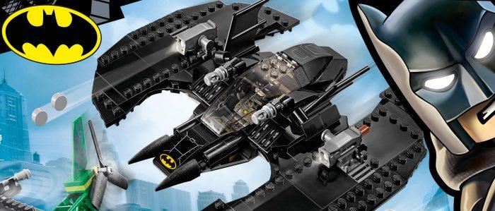 LEGO Batman 80th Anniversary Sets