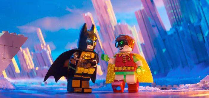 The LEGO Batman Movie Reviews